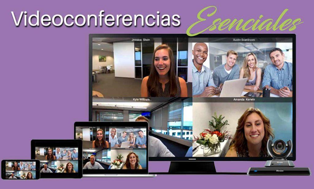 Reuniones Online por Videoconferencia para Emprendedores Esenciales