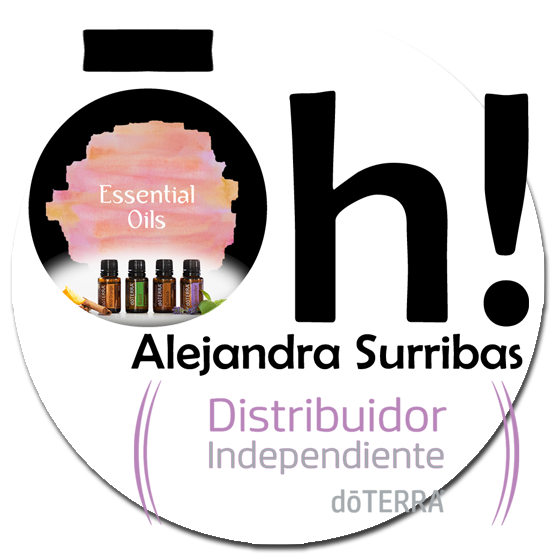 Alejandra Surribas dōTERRA® Distribuidora Independiente