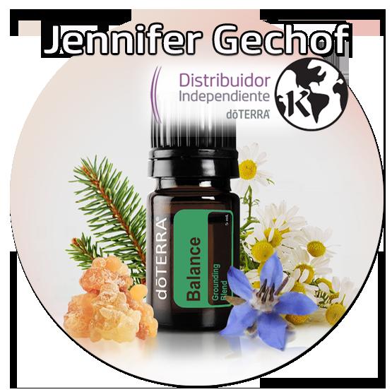 JennIfer Gechof dōTERRA® Distribuidora Independiente