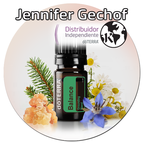 Jennifer Gechof dōTERRA® Promotora del Bienestar - Buenos Aires