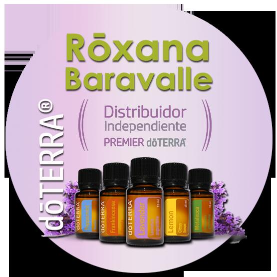 Roxana Baravalle dōTERRA® PREMIER Distribuidora Independiente