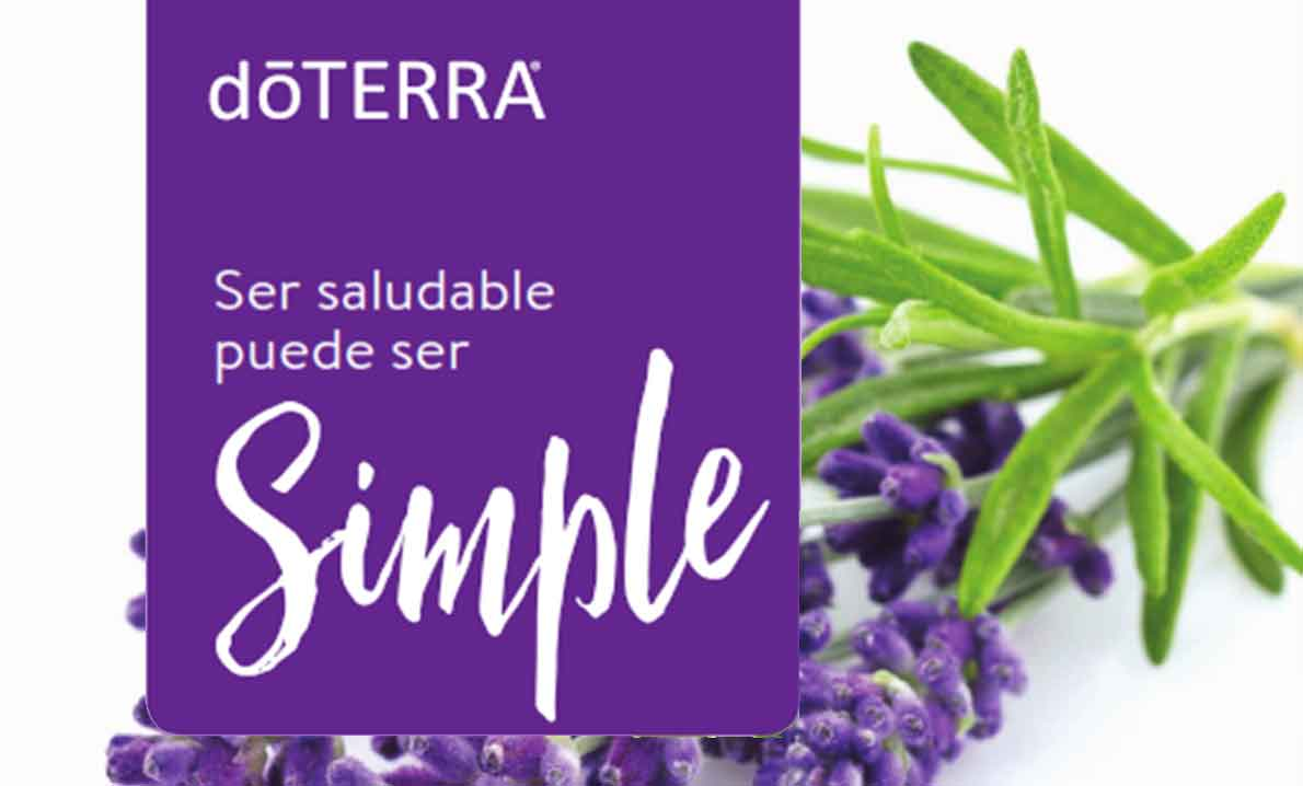 SER SALUDABLE ES SIMPLE dōTERRA® Español