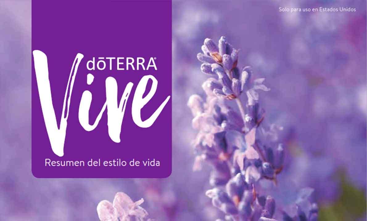 GUIA VIVE dōTERRA® Español