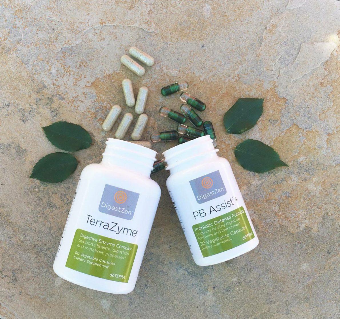 dōTERRA® Hábitos Esenciales TerraZyme + PB Assist
