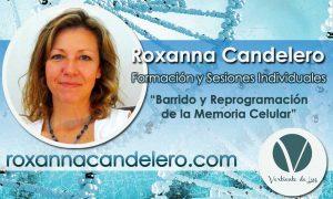Roxanna Candelero Formación y Sesiones Individuales Memoria Celular