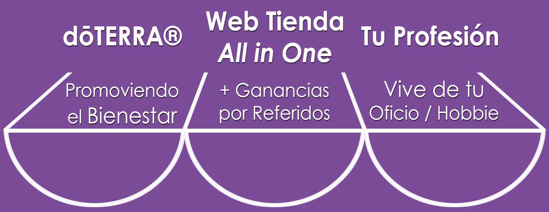 Múltiples fuentes de ingresoS integradas en una WEB - TIENDA