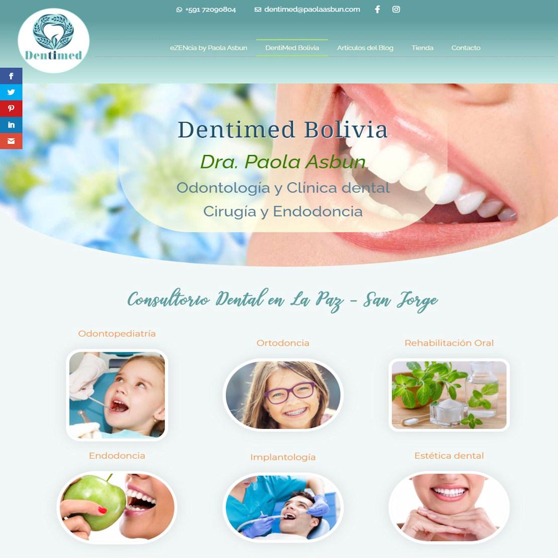 Dentimed Bolivia