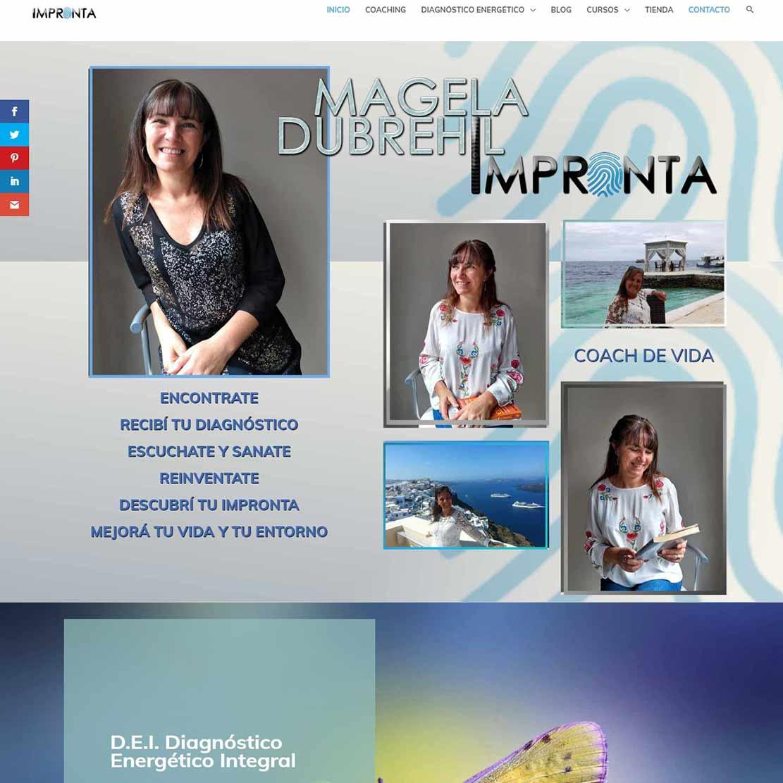 Magela Dubrehil IMPRONTA Coaching de Vida, Fonoaudiología y Terapias Holísticas